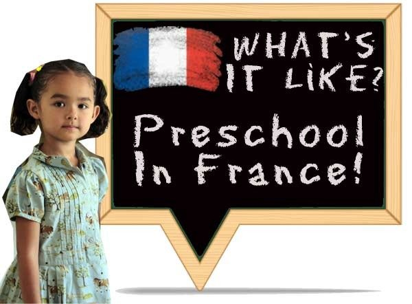 what's preschool in France like?